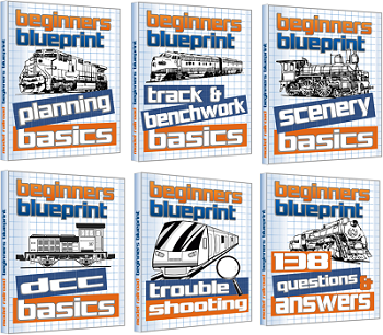 model trains ebooks for beginners