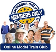 train club members